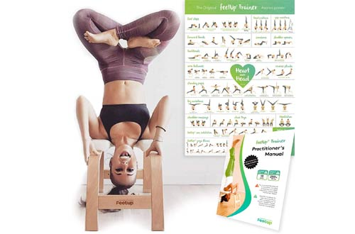 FeetUp Trainer Inversion ChairsTurn Your Yoga Upside Down