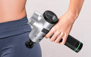 OPOVE M3 ProDeep Tissue Percussion MuscleMassage Gunsfor Pain Relief
