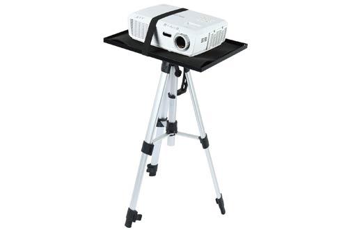 YaegooAluminum Tripod Projector Stands with Plate