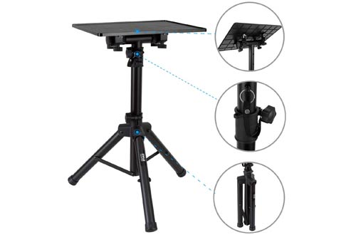 PyleProjector Tripod Standfor Stage and Studio Use