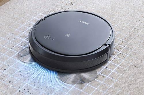 ECOVACS DEEBOT 500 Robotic Vacuum Cleaners withApp Controls