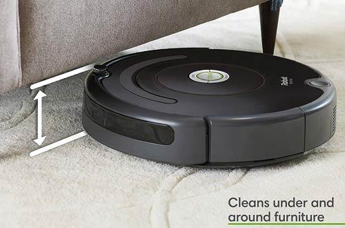 iRobot Roomba 675 Robot Vacuum Cleaners forPet Hair, Carpets & Hard Floors