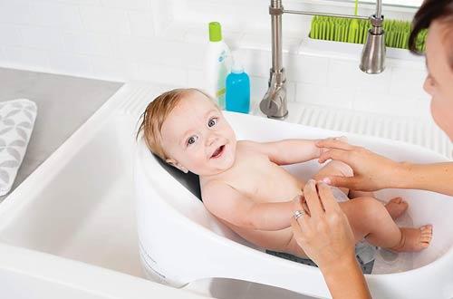 Boon Soak 3-Stage Bathtub for Babies