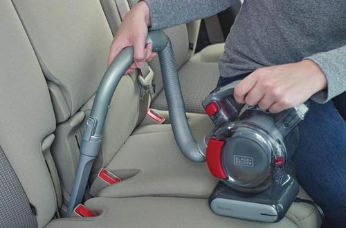 BLACK+DECKER Flex 12V Corded Car Vacuum Cleaners
