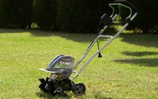 Earthwise TC70016 16-Inch 13.5-Amp Corded Electric Tillers - Garden Cultivator