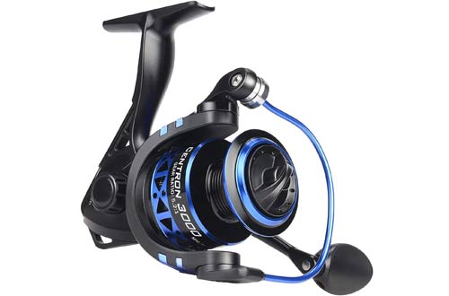 KastKing Summer and Centron Smooth Powerful Spinning Reels