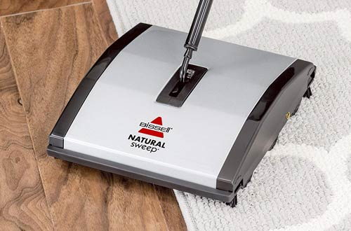 Bissell Natural Sweep Carpet and Floor Sweepers