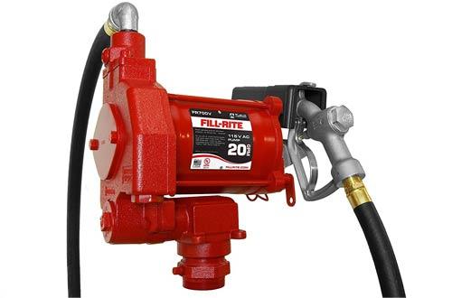 Fill-Rite FR700V 115V 20GPM Fuel Transfer Pumps