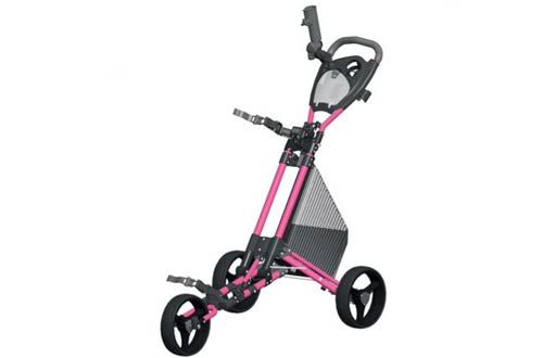Spin It Golf Products GCPro II Push Golf Carts