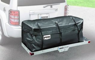 Reese Explore Aluminum Hitch Cargo Carrier