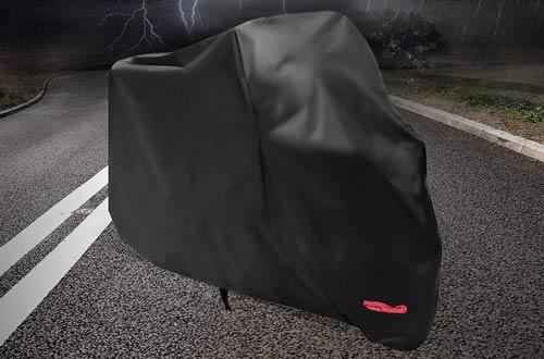 WDLHQC Waterproof Motorcycle Covers