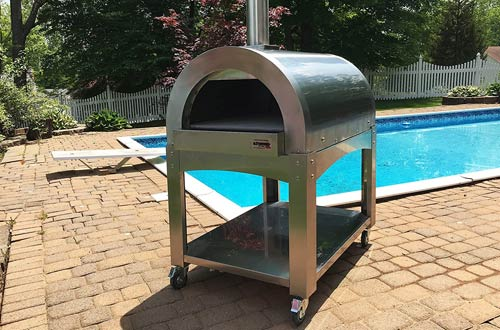 ilFornino ProfessionalStainless SteelOutdoor Pizza Ovens
