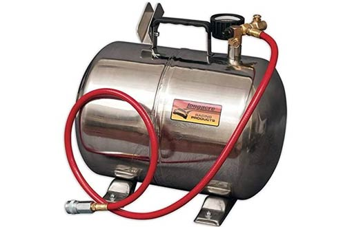 Longacre 50316 Lightweight Polished Air Tanks