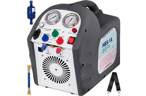 Portable Refrigerant Recovery Machines