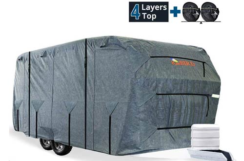 Deluxe Camper Travel Trailer Covers
