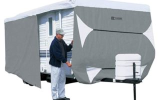 Classic Accessories OverDrive PolyPro Deluxe Travel Trailer Covers