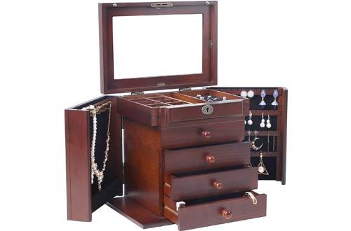 LockingJewelry Storage Box