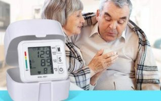 Wumedy Automatic Smart Wrist Electronic Blood Pressure Monitors