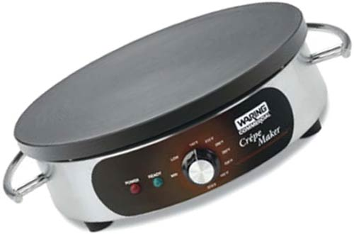 Waring WSC160 Heavy-Duty Commercial Electric Crepe Makers