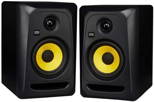 KRK Powered Studio Monitor for Music
