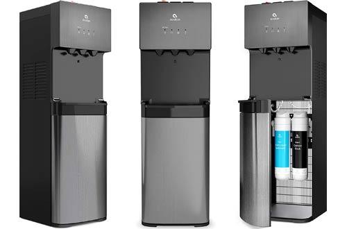 Avalon A5BLK Self Cleaning Bottleless Water Cooler Dispenser - NSF certified Filters