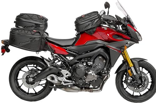 Water Resistant Reflective Motorcycle Tank Bags
