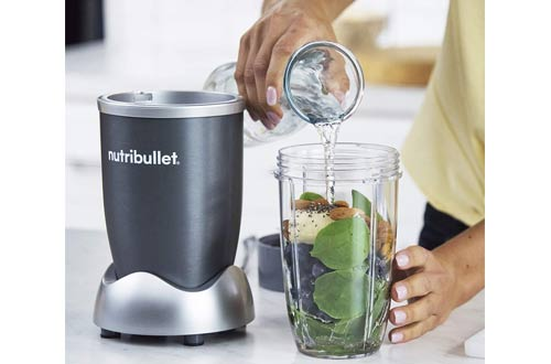 NutriBullet NBR-0601 600W Nutrient Extractor Smoothie Makers