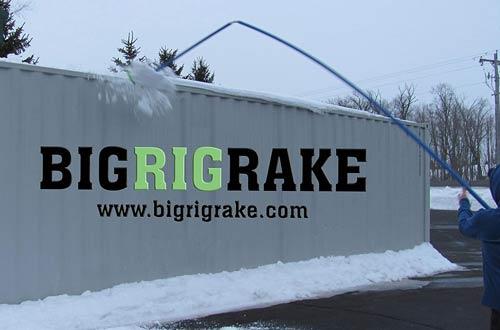 Snow Roof Rakes
