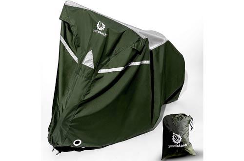 YardStash Waterproof Bike Coversfor Waterproof Bike Storage Cover