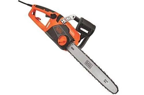 BLACK and DECKER Electric Chainsaws