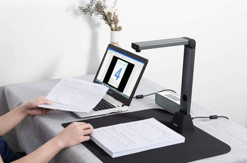 iCODIS Document Camera X3 - High Definition Portable Scanner - Capture Size A3, Multi-Language OCR