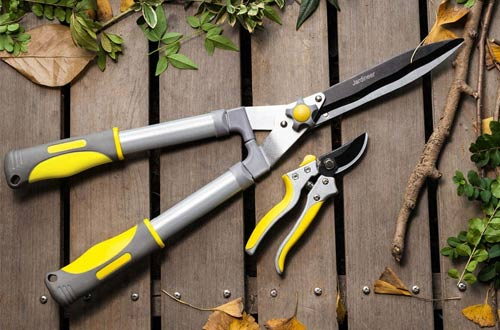 Jardineer Professional Hedge Clippers