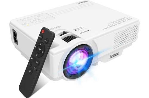 Jinhoo4200 Lux Full HD 1080P Mini Overhead Projectors