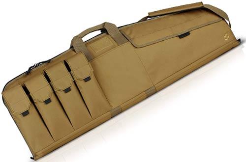Savior Equipment Soft Long Rifle Case & Gun Bag with Padded Handle
