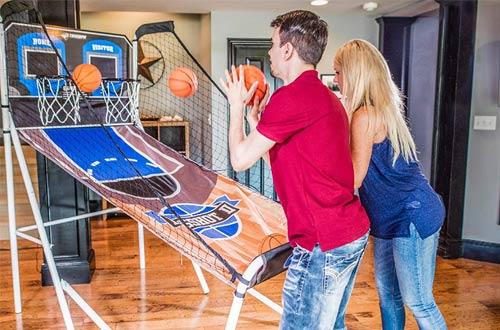 Triumph Big Shot II Double Shootout Arcade Basketball Games