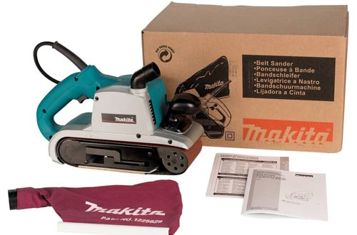 Makita 9403 Quietest Handheld Belt Sanders