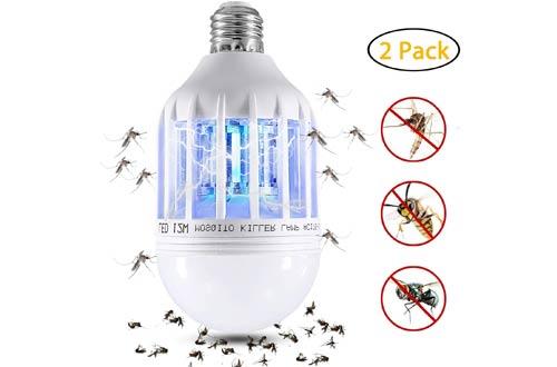 Zapper Bulb for Indoor/Outdoor