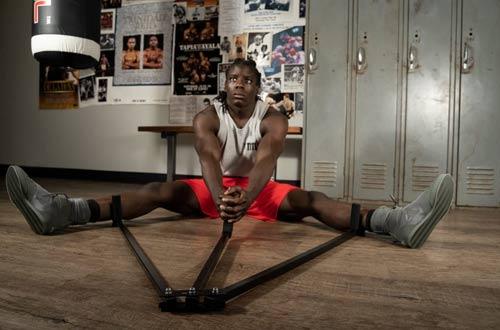 Title Boxing Leg Stretching Machines