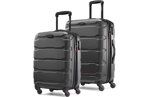 Samsonite Omni PC Hardside Expandable Luggage Sets with Spinner Wheels
