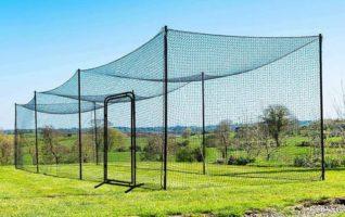 Professional Heavy Duty Baseball Batting Cage Nets