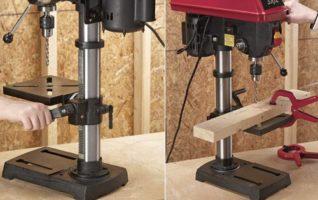 SKIL 3320-01 3.2 Amp 10-Inch Drill Presses
