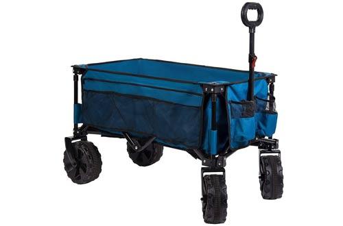 Folding Beach Carts