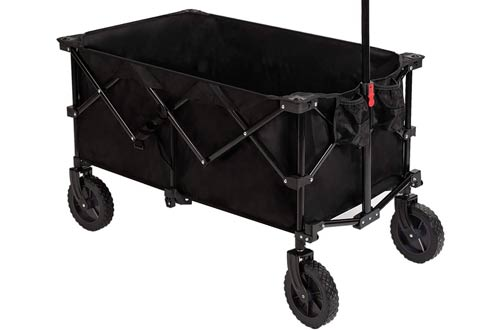 Large Collapsible Folding Cart for Beach