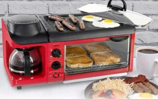 Breakfast Stations