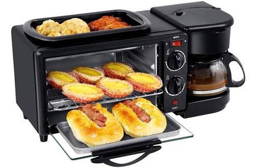 Dvonl Toaster Breakfast Stations