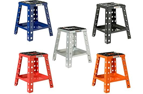 Pit Posse Silver Off Road Universal Motorcycle Stands
