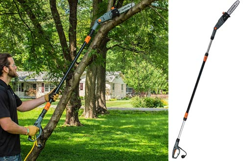Scotts Outdoor Power Tools Corded Electric Pole Saws