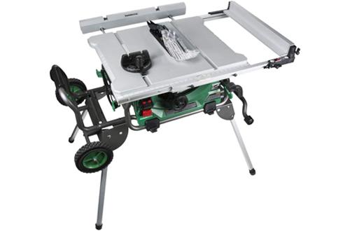 Metabo HPT Jobsite Table Saw