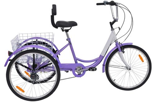 Three Wheel Bikes