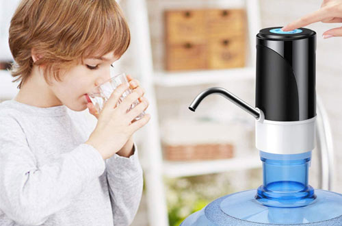 Automatic Drinking Water Bottle Pump